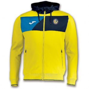 Laois Marlins Crew II Hoodie Adults - Yellow / Royal / Navy 2018